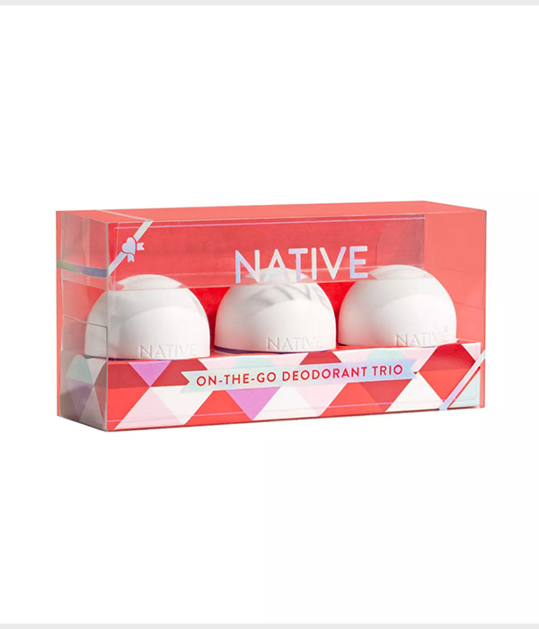Native Deodorant Trio