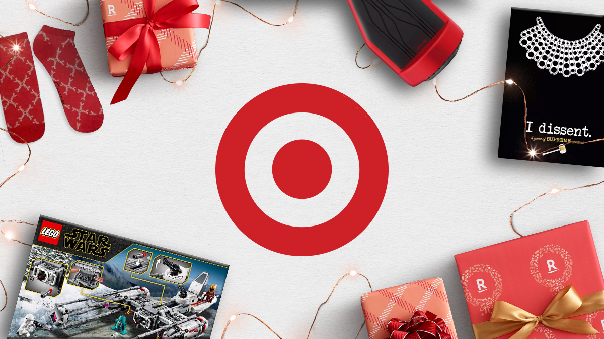 Target trendy gifts