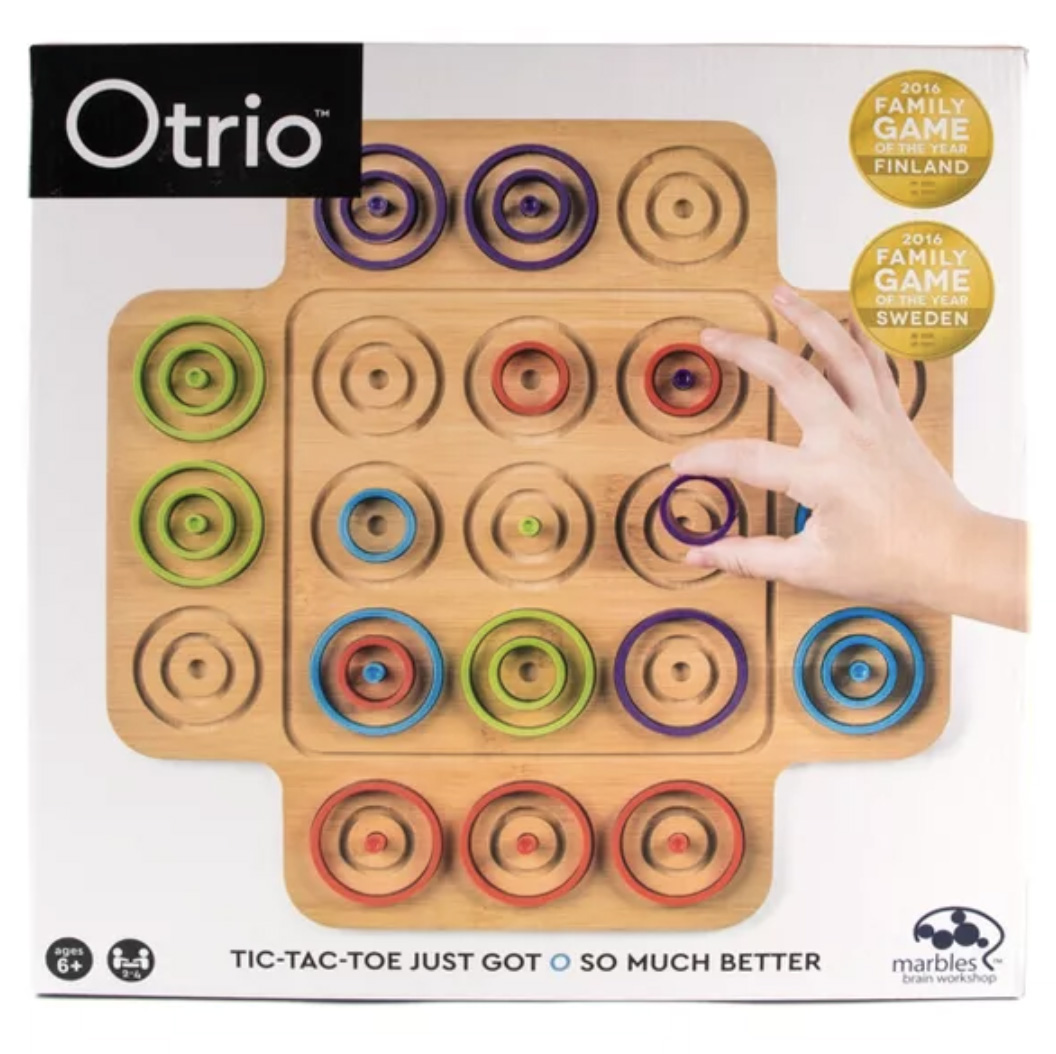 Otrio Board Game