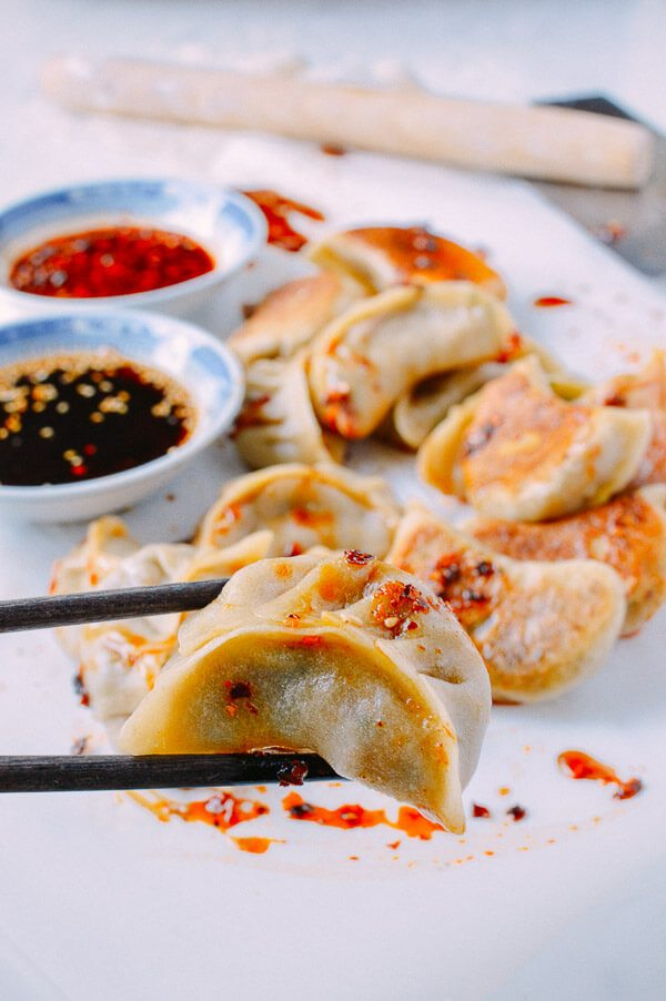 Vegetable Dumplings by The Woks of Life