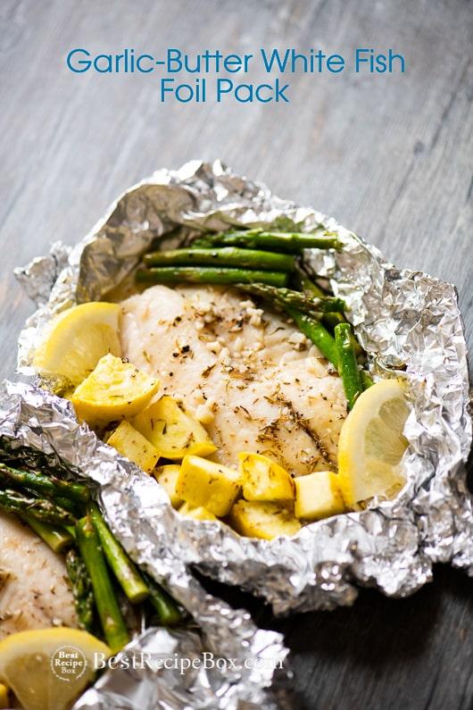 Best Recipe Box Garlic Butter Tilapia