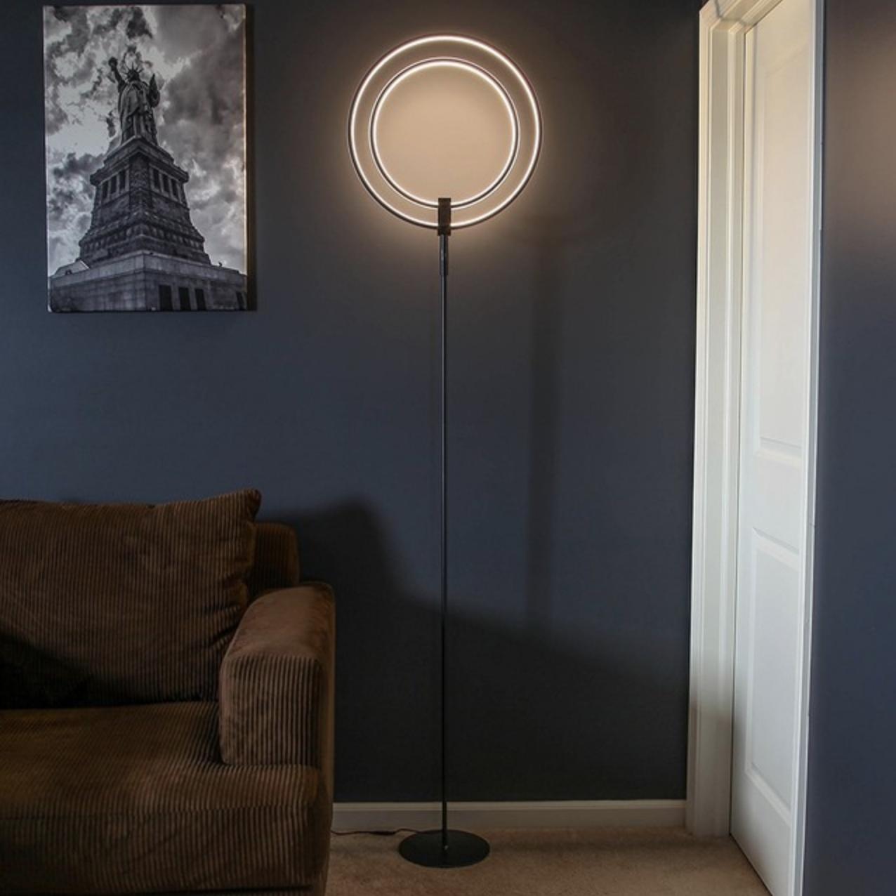 Brightech Eclipse LED Floor Lamp