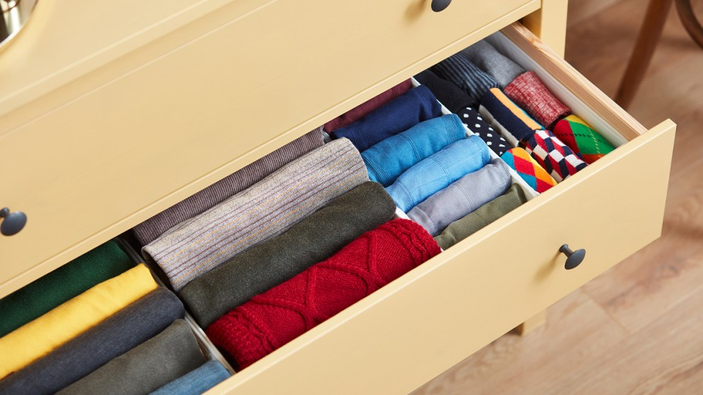 How to KonMari Your Home On a Budget