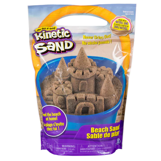 Brown Kinetic Sand™