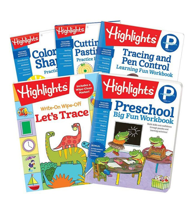 Highlights School Success Pack - Preschool