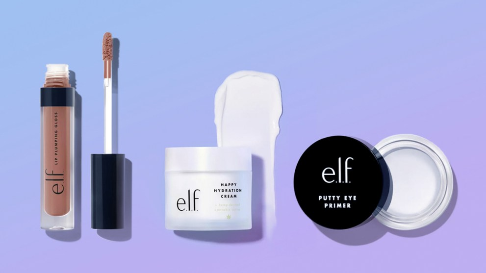 Watch Taylor Wynn: e.l.f. Cosmetics New Makeup First Impressions