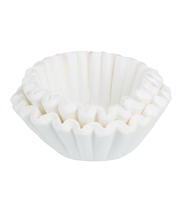 Bunn White Paper Filters, 100/Box