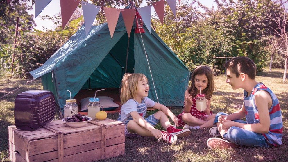 Summer Camp at Home: 7 Ideas That Will Keep the Family Engaged and Entertained