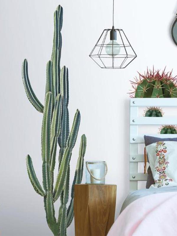 Cactus Peel & Stick Wall Decal