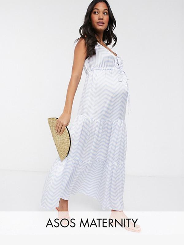 ASOS Design Maternity Cami Maxi Dress