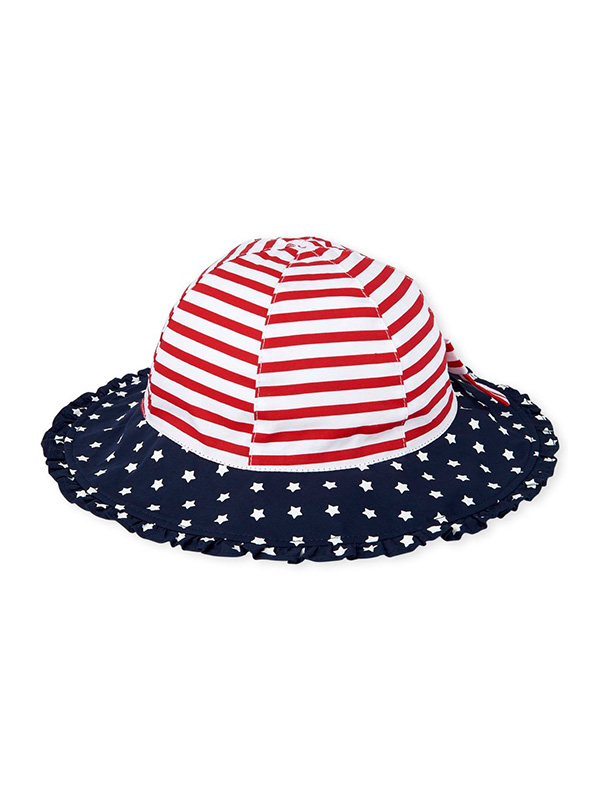 Toddler Americana Stars Bucket Hat