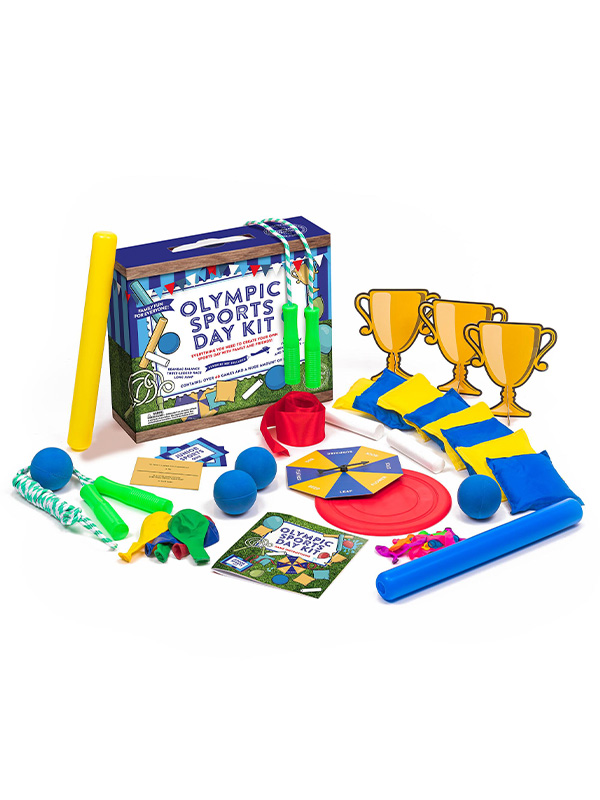 Backyard Games Olympic Sports Day Kit