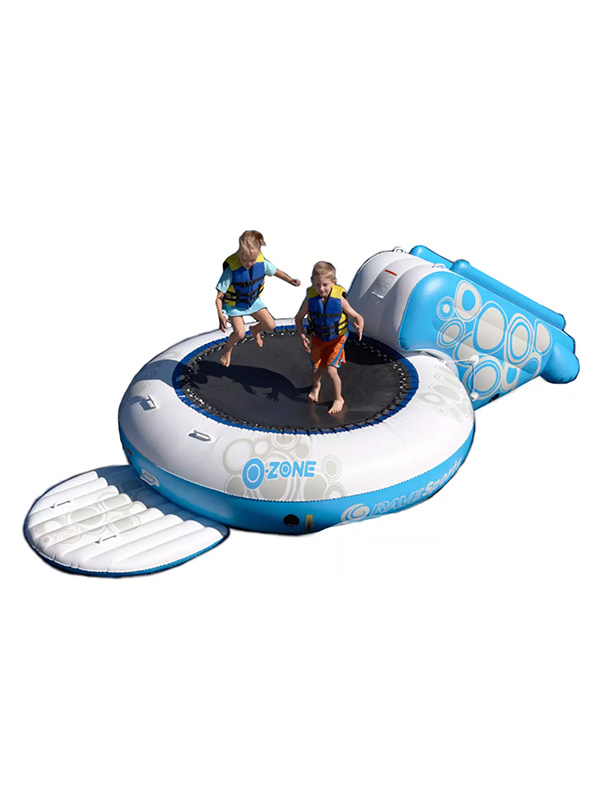 Rave Sports O-Zone Plus Water Bouncer Package