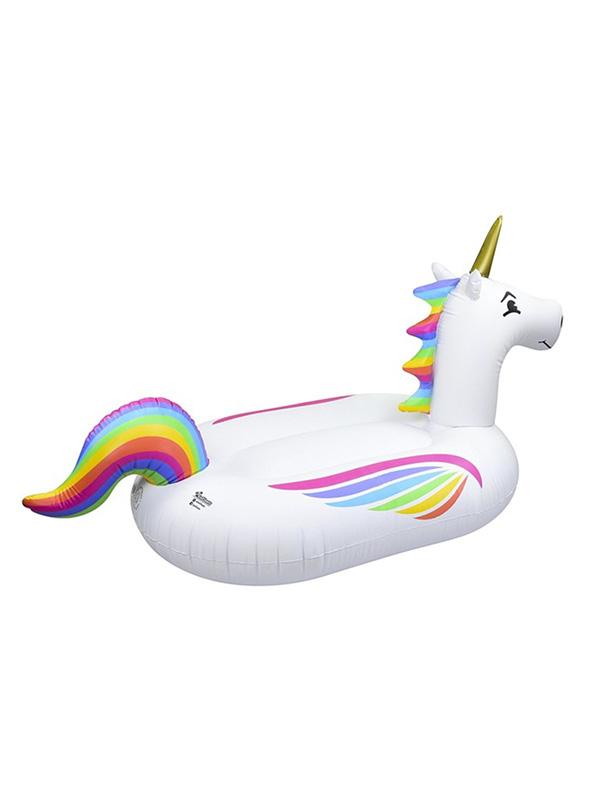 GoFloats Giant Inflatable Unicorn Float