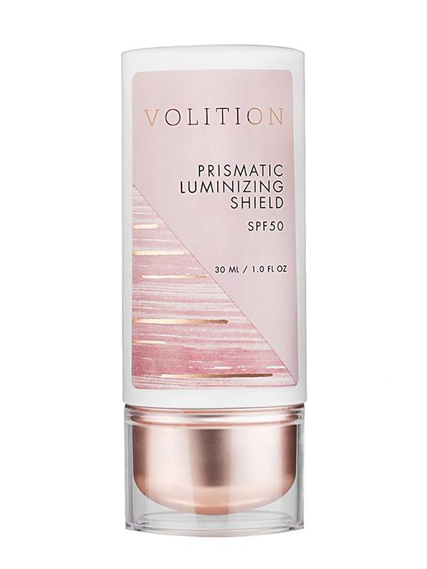 Volition Beauty Prismatic Luminizing Shield SPF 50