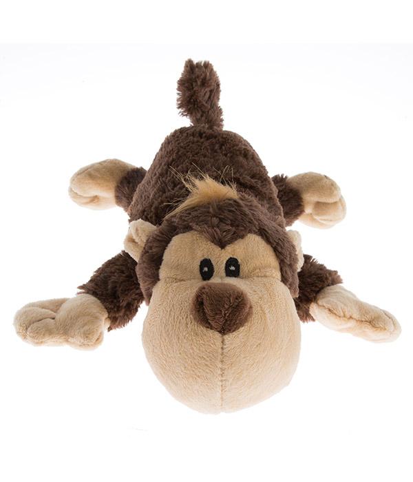 KONG Cozie Spunky Monkey Dog Toy