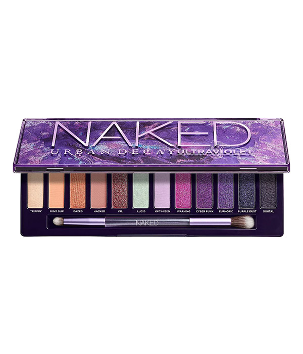 Urban Decay Cosmetics Naked Ultraviolet Eyeshadow Palette