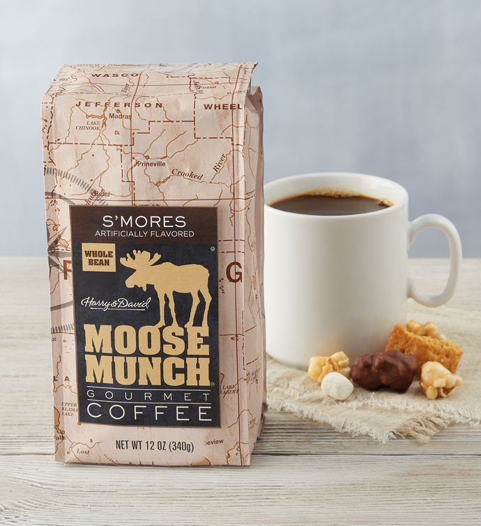Moose Munch S'mores Coffee