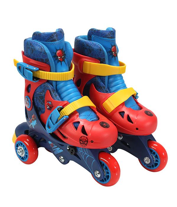 PlayWheels™ Marvel Spider-Man Convertible Roller Skates