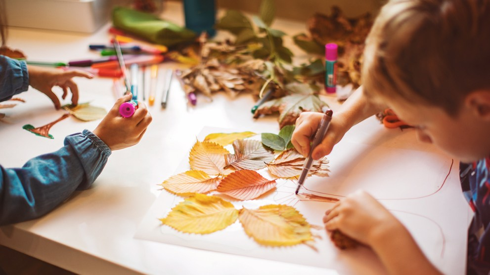 22 Easy DIY Fall Crafts for Kids
