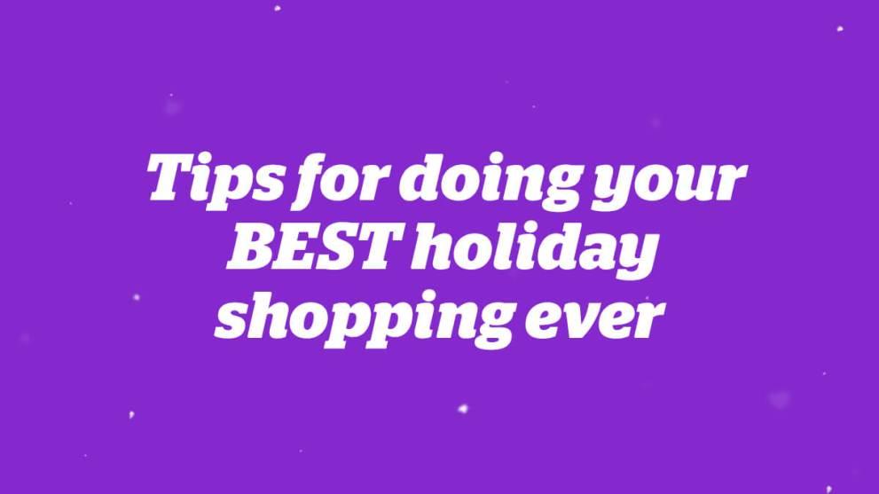 5 Helpful Holiday Shopping Tips From Rakuten
