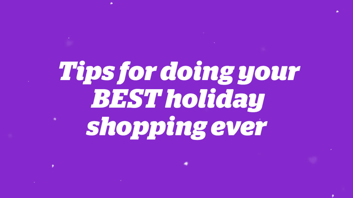 5 Helpful Holiday Shopping Tips From Rakuten