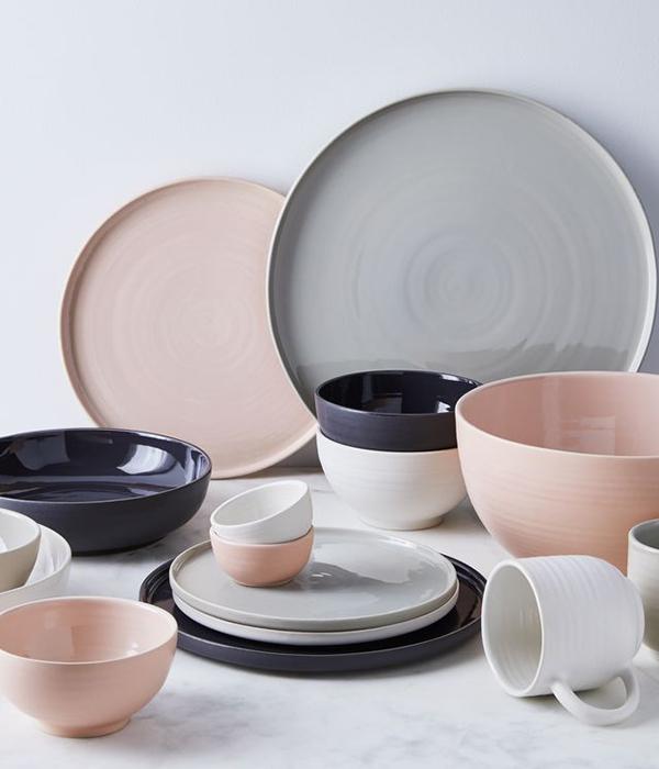 Hawkins New York Shaker Ceramic Dinnerware