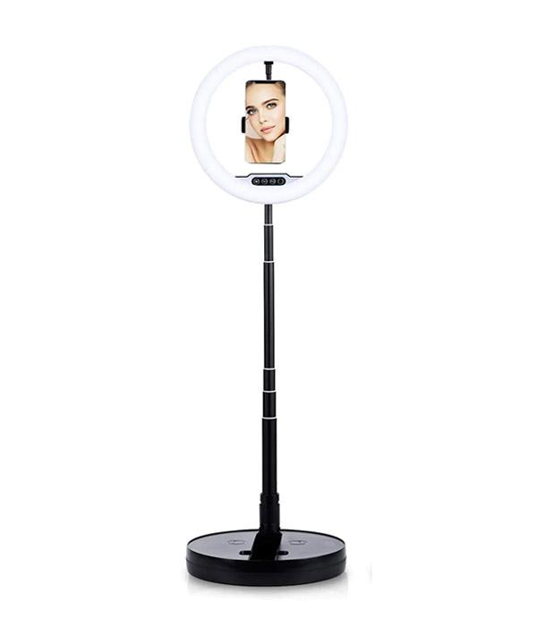 10.8-inch Portable Travel LED Ring Light
