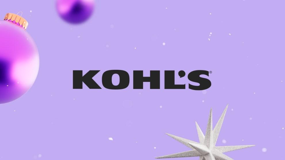 Top 10 Kohl's Black Friday 2020 Deals