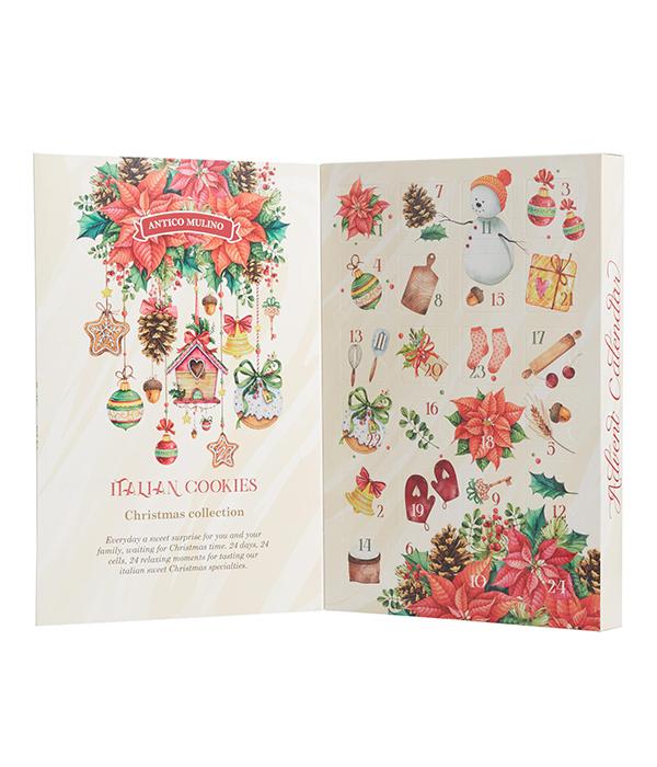 Borgo De'Medici Italian Cookie Advent Calendar