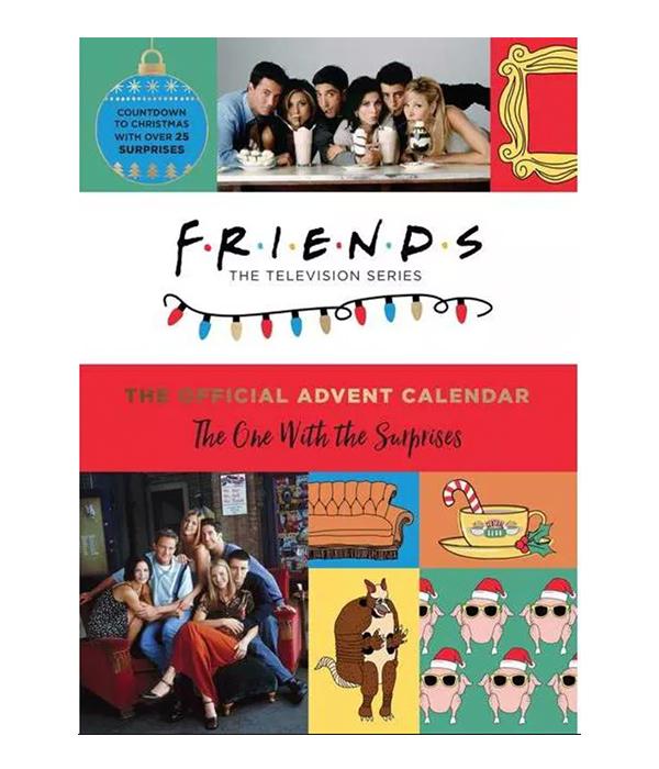 Friends: The Official Advent Calendar