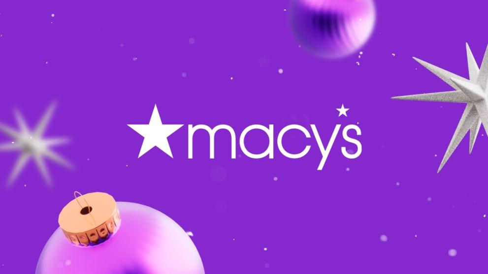 Top 10 Macy's Black Friday Deals