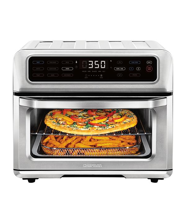 ChefmanDual-Function Air Fryer + Toaster Oven Combo