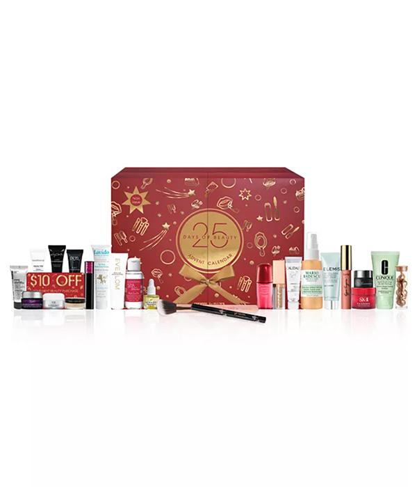 Created for Macy's 25 Days of Beauty Advent Calendar