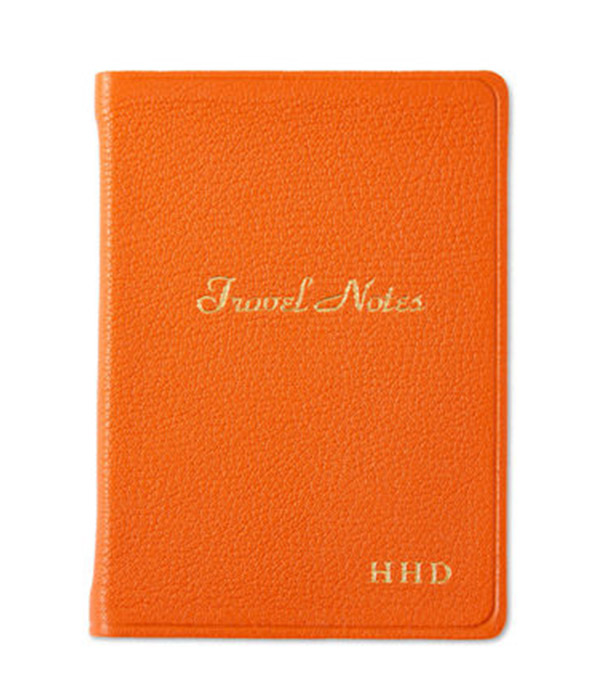 Graphic Image Travel Notebook, Personalized