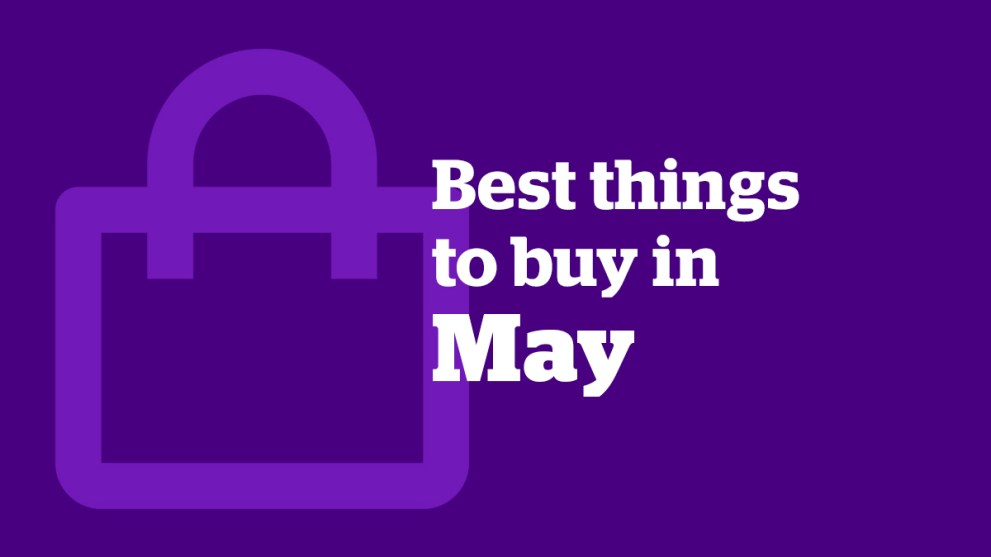 The Best Things to Buy in May 2021
