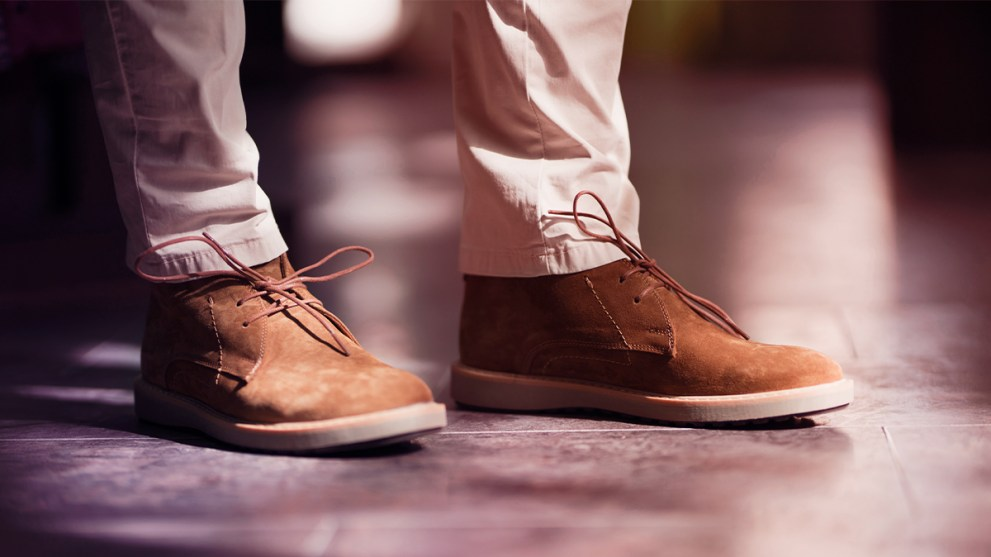 6 Shoes Every Man Needs This Spring