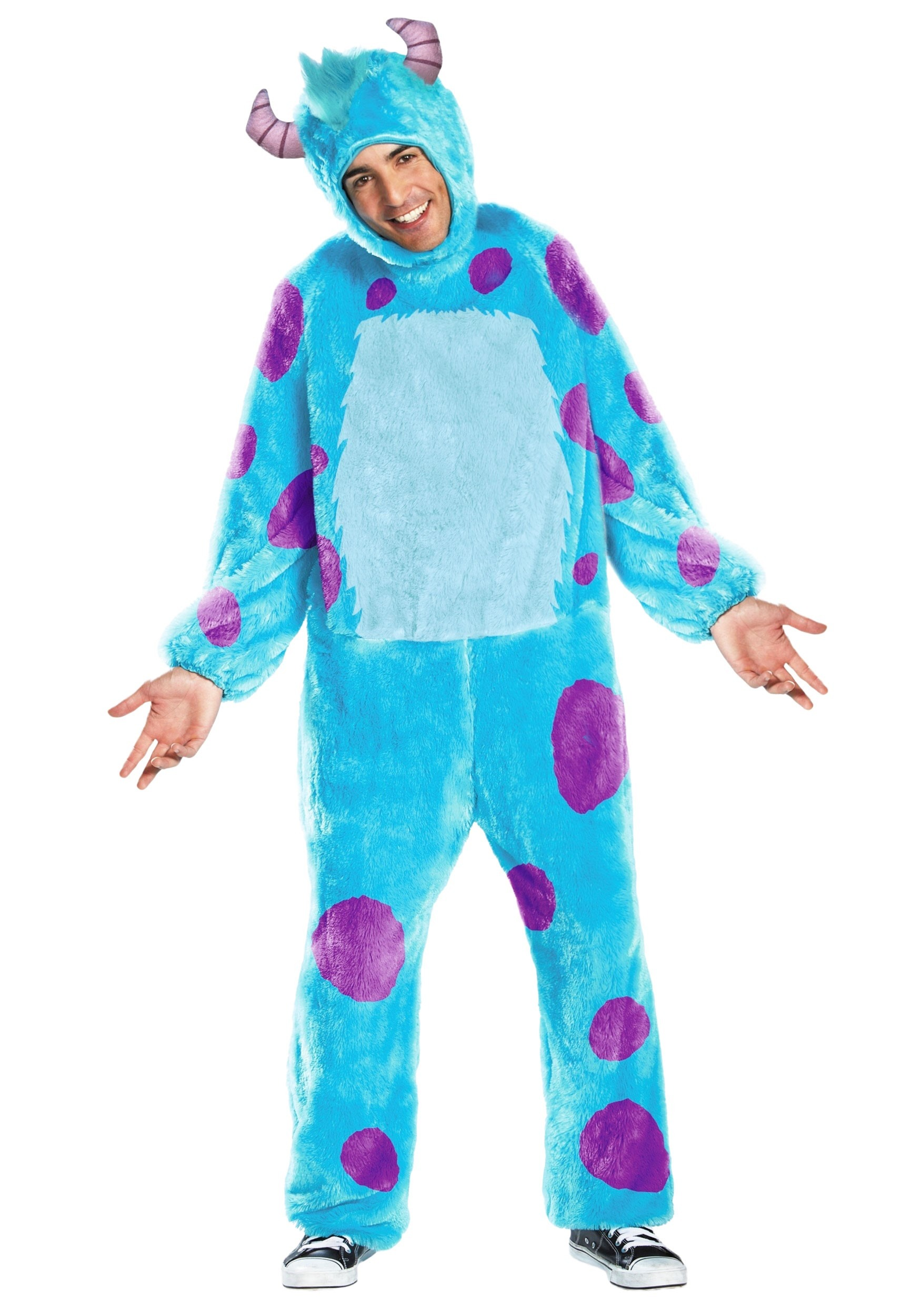 Monsters, Inc Sulley Costume