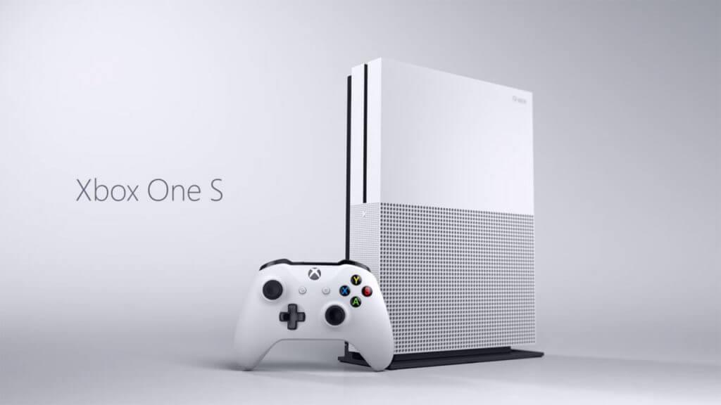 Xbox One S Resmi Di jual 2 Agustus