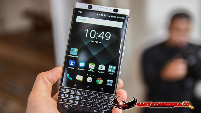 BlackBerry KeyOne Dikatakan Lebih Tangguh Dan Dirilis Bulan Depan, Apakah Benar