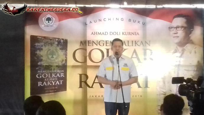 Tidak Patuhi Novanto, Ahmad Doli Kurnia Dicopot Golkar