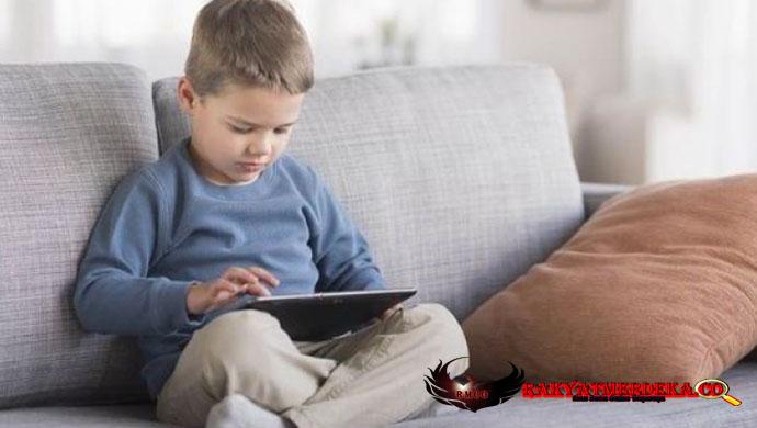 Agar Anak Tidak Kecanduan, Berikut Cara Mengatasinya..