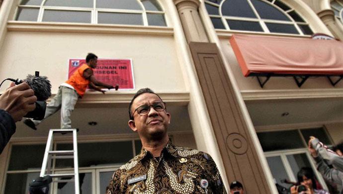 """DPP Hanura """" Penyegelan Pulau D Hanya Untuk Pencitraan Anies """""""