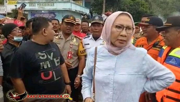 Ditolak Di Batam, Ratna Sarumpaet Salahkan Jokowi