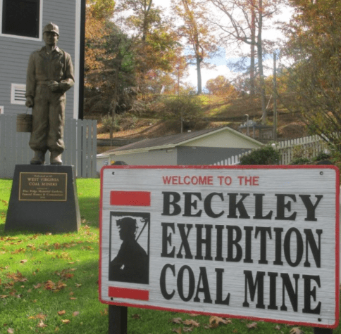 Beckley Exhibition Coal Mine
