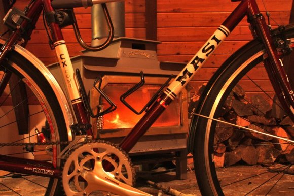 Masi Bike Fireside