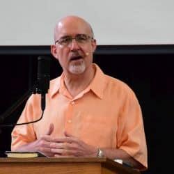 John Benders speaking at RMC July 3, 2016