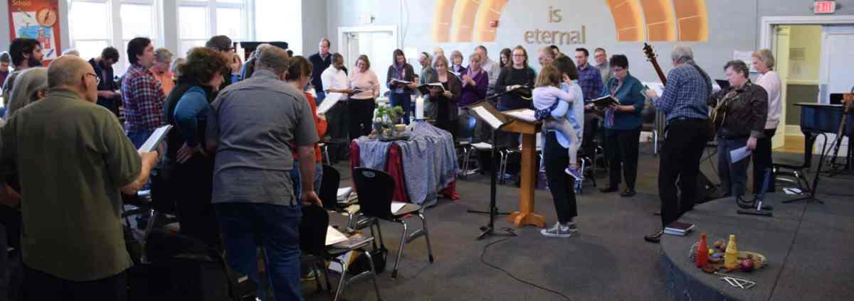 RMC Worship Service, Jan. 21, 2018