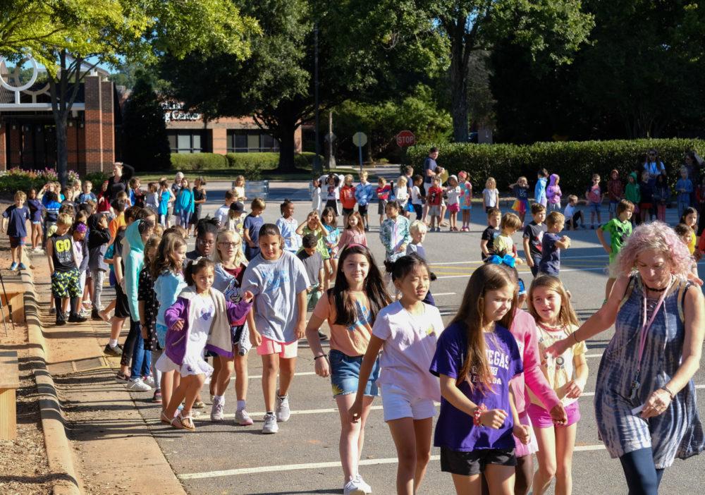 Raleigh North Carolina School