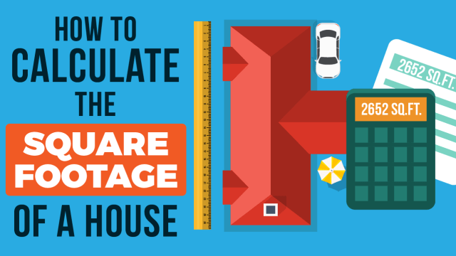 23 Tips: How to Measure Square Footage of a House